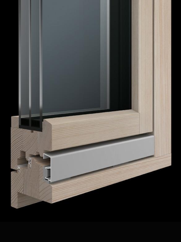 Carretta Serramenti Naturalia 92 produzione finestre in legno e alluminio per abitazioni e contract a zanè vicenza veneto italia