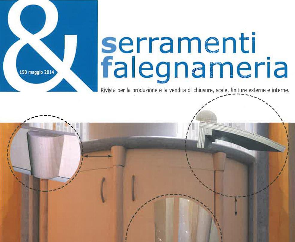 Carretta Serramenti produzione finestre in legno e alluminio articolo Serramenti e Falegnameria
