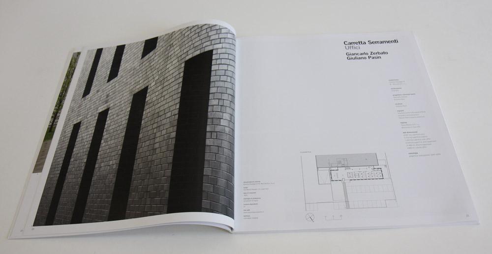 Carretta Serramenti produzione finestre in legno e alluminio Architetture di Impresa