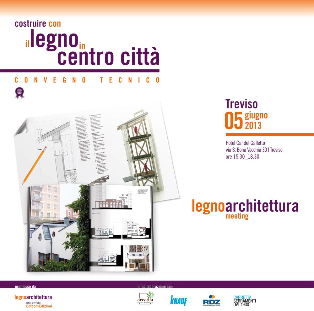 Carretta Serramenti produzione finestre in legno e alluminio convegno Treviso