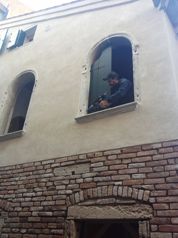 Carretta Serramenti produzione finestre in legno e alluminio restauro Venezia