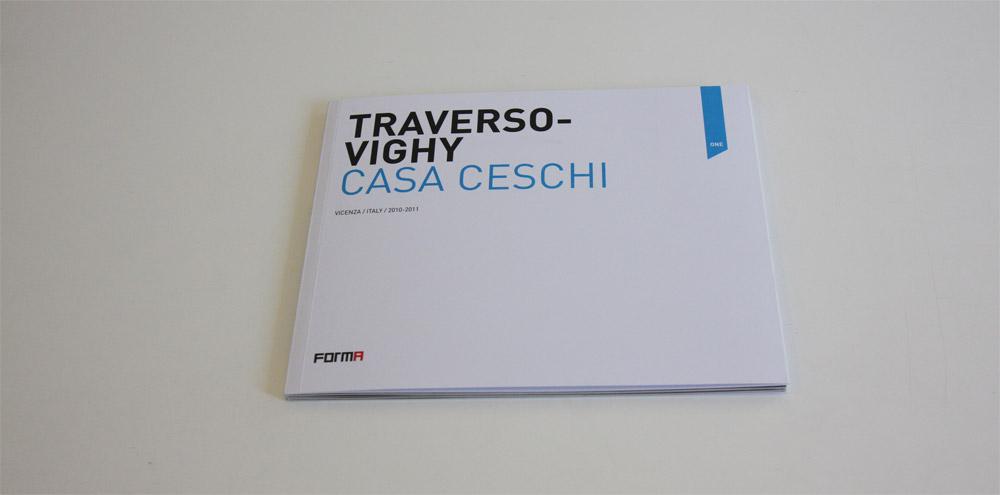 Carretta Serramenti con Traverso e Vighy per Casa Ceschi a Vicenza