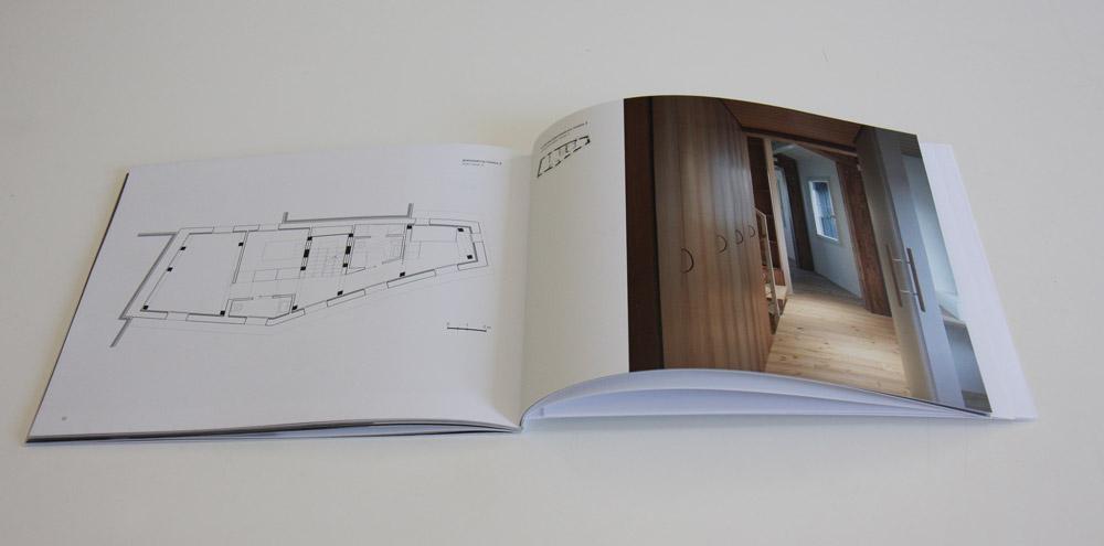 Carretta Serramenti produzione finestre in legno e alluminio Traverso Vighy Casa Ceschi