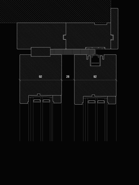 Carretta Serramenti Naturalia 92 alzante produzione finestre in legno e alluminio per abitazioni e contract a zanè vicenza veneto italia