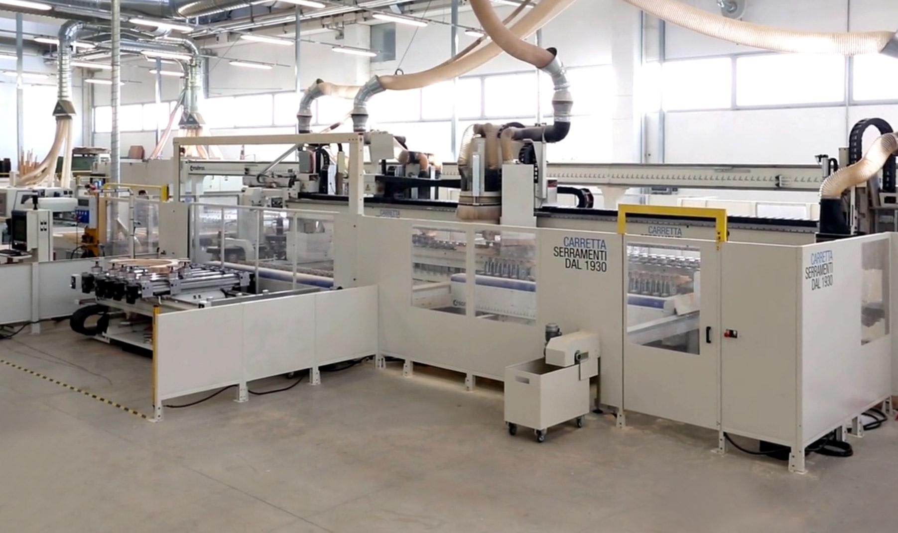 Carretta Serramenti produzione finestre in legno e legno-alluminio per abitazioni e contract a zanè vicenza veneto italia