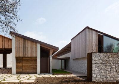 carretta serramenti realizzazione finestre in legno corte bertesina vicenza