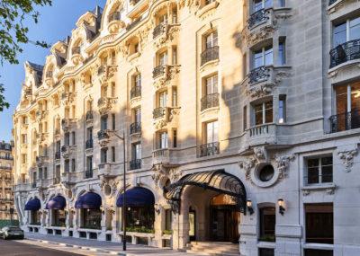 carretta serramenti realizzazione finestre in legno hotel lutetia parigi